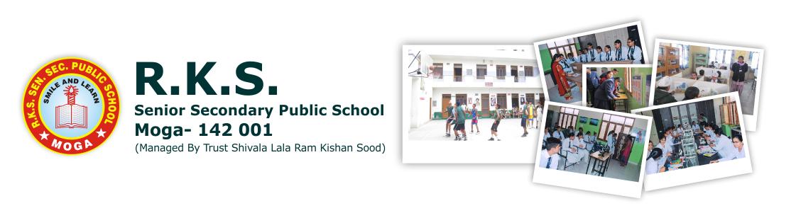 R.K.S. Senior Secondary School Logo